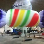 Formas especiales de helio - Zeppelin Santiago