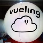 Globos gigantes de helio - Zeppelin Santiago