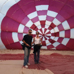 Globo aerostático - Zeppelin Santiago