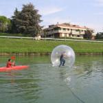 Juegos de agua - Zeppelin Santiago