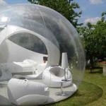 Burbuja hinchable - Zeppelin Santiago
