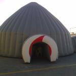 Carpas hinchables - Zeppelin Santiago