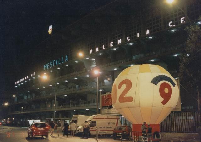 Globos - Zeppelin Santiago